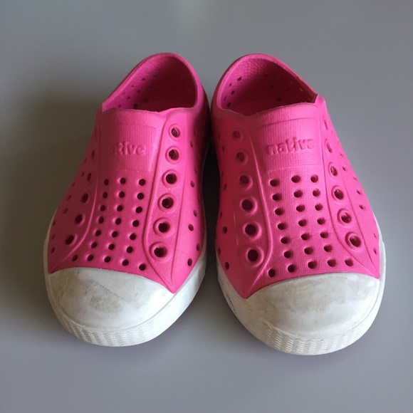 Native Shoes Shoes Pink Native Baby Poshmark